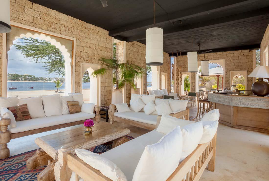The Majlis Resort Lamu, Kenya