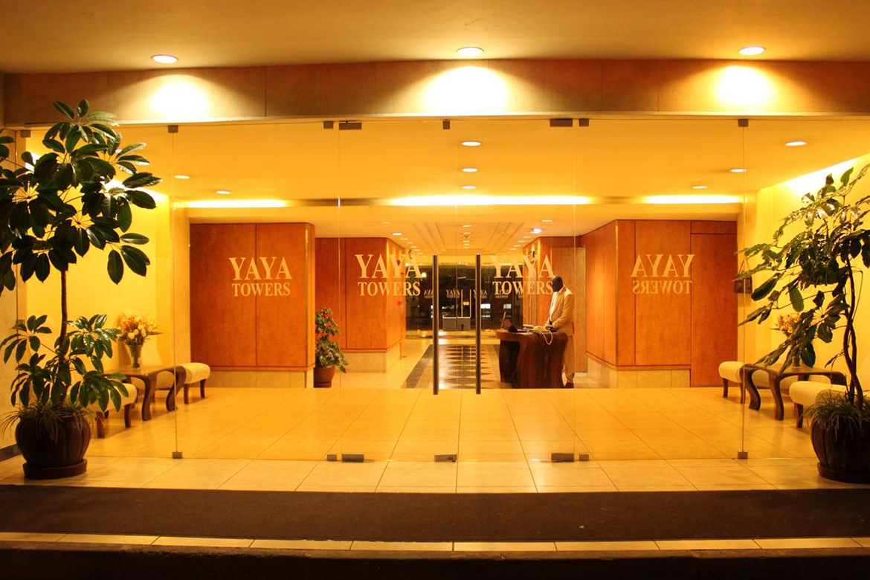 Yaya Centre and Yaya Towers